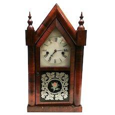 Waterbury Steeple Clock