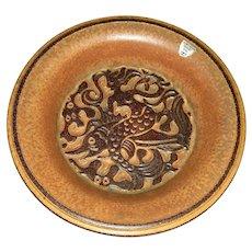 "~ MCM Michael Andersen & Son's Art Pottery Bowl by Marianne Starck Denmark 10""  ~"