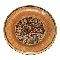 """~  Vintage Michael Andersen Scandinavian Art Pottery 'Mermaid' Bowl by Marianne Starck 10""""  ~"""