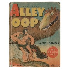 Alley Oop and Dinny Whitman Big-Little Book