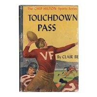 Touchdown Pass - A Chip Hilton Sports Story