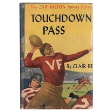 Touchdown Pass - A Chip Hilton Sports Story