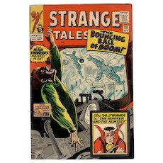 Strange Tales Comic No. 131 April 1965
