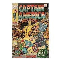 Captain America Comic No. 133 Jan. 1970