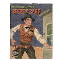 Hugh O'Brien TV's Wyatt Earp Whitman TV Series Big-Little Book