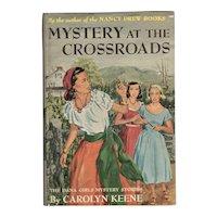 Mystery at the Crossroads - Dana Girls Mystery Series
