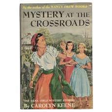 Mystery at the Crossroads - Dana Girls Mystery Series