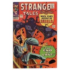Strange Tales Comic No. 146 July 1966