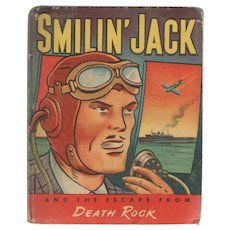 Smilin' Jack and the Escape from Death Rock Whitman Better Little Book
