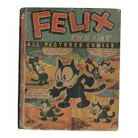 Felix the Cat Whitman All Pictures Comics Whitman Big-Little Book