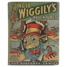 Uncle Wiggily's Adventures Whitman Better Little Book