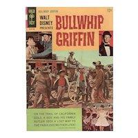 Bullwhip Griffin - 1967 Disney Gold Key Movie Comic
