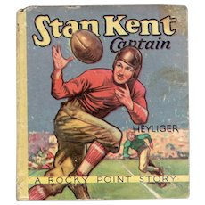 Stan Kent Captain Saalfield Sports Books