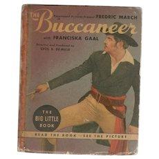 The Buccaneer Whitman Big Little Book