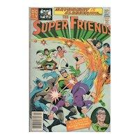 Super Friends Comic #4 April 1977