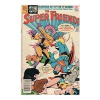 Super Friends Comic #3 Feb 1977