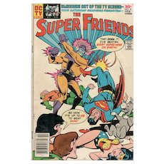 Super Friends Comic #3 Feb 1977