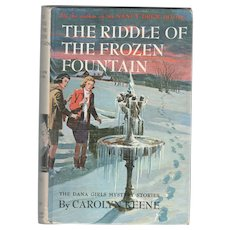 The Riddle of the Frozen Fountain - Dana Girls Mystery Stories
