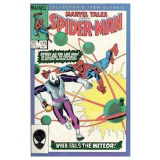 Marvel Tales starring Spider-Man No. 175 May 1985