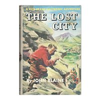 The Lost City - A Rick Brant Electronic Adventure