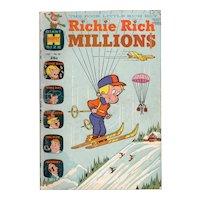 Richie Rich Millions - Harvey Comics No. 31 January 1970