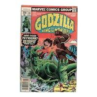 Godzilla King of the Monsters - Marvel comic No. 10, May 1978