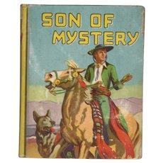 Son of Mystery - Saalfield Little-Big Book