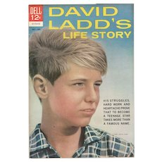 David Ladd's Life Story - Dell Comic, 1962