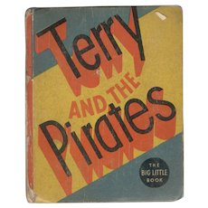 Terry and the Pirates Whitman Big-Little Book