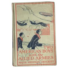 Two American Boys with the Allied Armies
