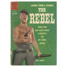 The Rebel - Dell comic Oct - Dec 1960