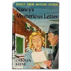 Nancy's Mysterious Letter - Nancy Drew Mystery Stories