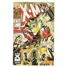 X-Men No. 19 - Marvel comic April 1992
