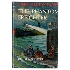 The Phantom Freighter - Hardy Boys Mystery Stories