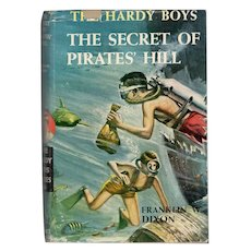The Secret of Pirates' Hill - Hardy Boys Mystery Stories