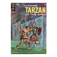Tarzan - Gold Key Comic No. 149, April 1965