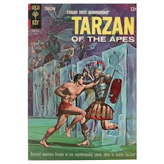 Tarzan - Gold Key Comic No. 149, April 1965