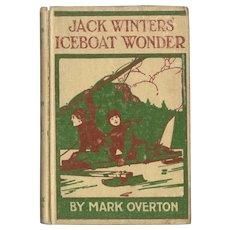 Jack Winters' Iceboat Wonder - American Boys Sports Series