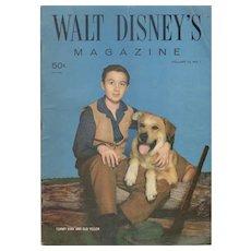 Walt Disney's Magazine - Dec. 1957