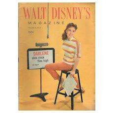 Walt Disney's Magazine - Aug 1958