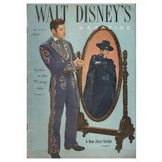 Walt Disney's Magazine - Oct 1958