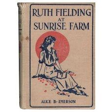 Ruth Fielding at Sunrise Farm