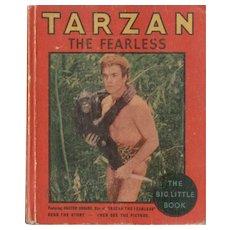 Tarzan the Fearless Whitman Big-Little Book