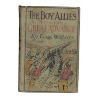 The Boy Allies with the Great Advance - The Boy Allies Series