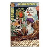 Our Fighting Forces - DC comic no. 133 Sept/Oct 1971