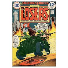 Our Fighting Forces - DC comic no. 148 April/May 1974