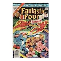 Fantastic Four Annual No. 11 - 1976