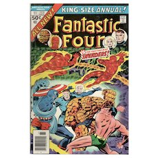 Fantastic Four Annual No. 11 - 1976