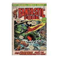 Fantastic Four No. 126 - Sept 1972