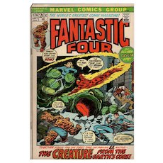 Fantastic Four No. 126 - Sept 1972